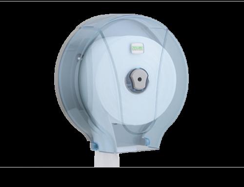Jumbo Toilet Paper Dispenser Trasparente
