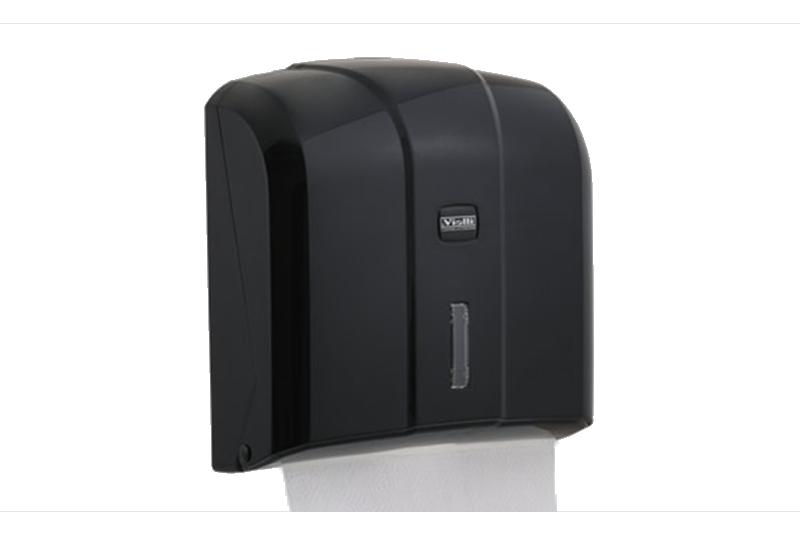 Dispenzer za složivi papirni ubrus crna boja