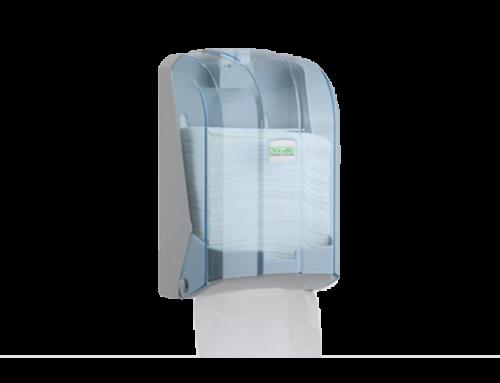 Dispenzer za složivi toalet papir Providna