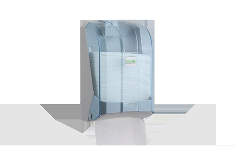 Dispenzer za složivi toalet papir prov