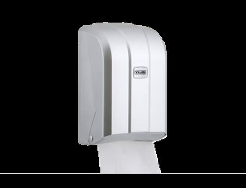 Dispenzer za složivi toalet papir Srebrna