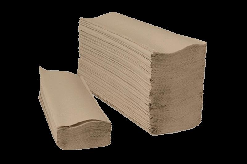 Složivi papirni ubrusi Natur Eco